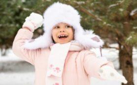 10 зимних занятий на свежем воздухе для дошкольников