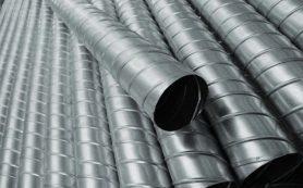 Как делают спирально-навивные воздуховоды и какое оборудование необходимо
