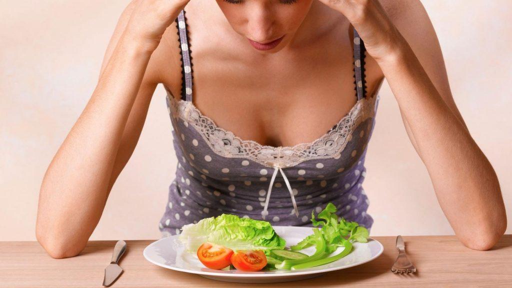 Как вылечить кожные заболевания с помощью диеты, голодания