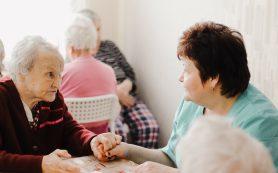 Дом престарелых Забота