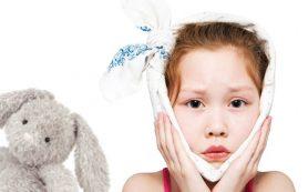 Помощь детям при зубной боли
