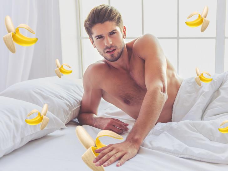 Почему по утрам у мужчин встает бананчик