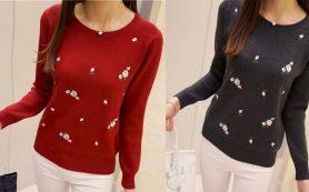 Брендовый свитер: правила выбора, модные тенденции